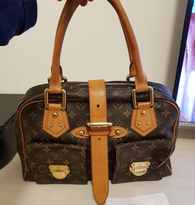 Louis Vuitton - Manhattan gm Schoudertas