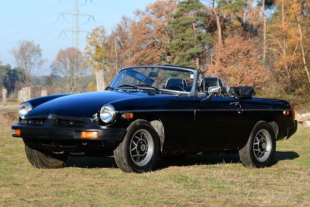 Mg - B Limited Edition Roadster - NO RESERVE - 1979