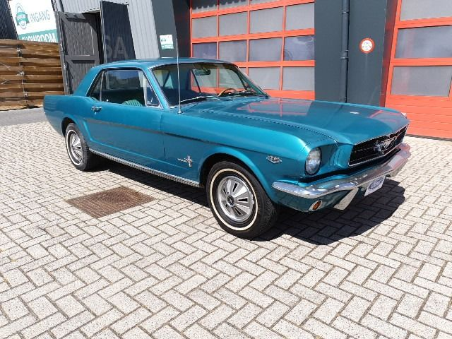 Ford - Mustang 289Ci V8 - 1965