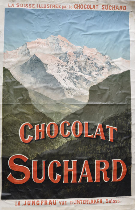 Anonymous - Chocolat Suchard - Jaren 1910