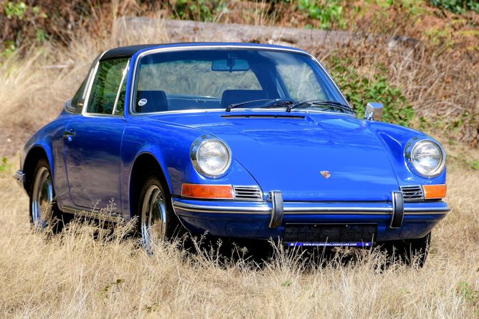 Porsche - 912 Targa Long Wheel Base 5-speed - 1969