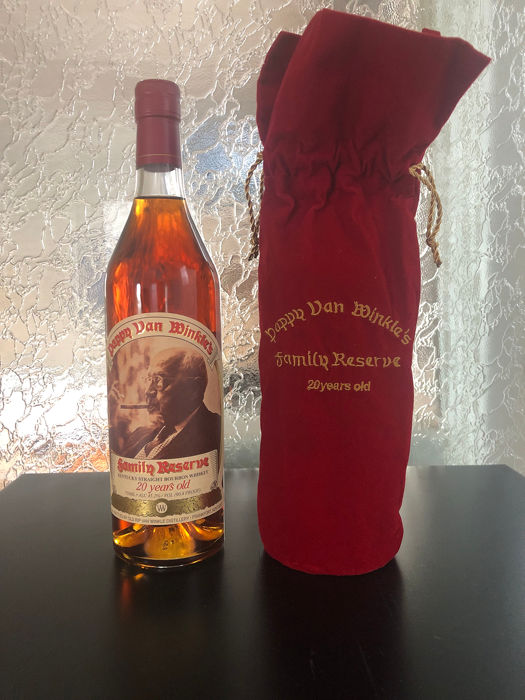 Pappy van Winkle 20 years old - Original bottling - b. 2000s to today - 700ml