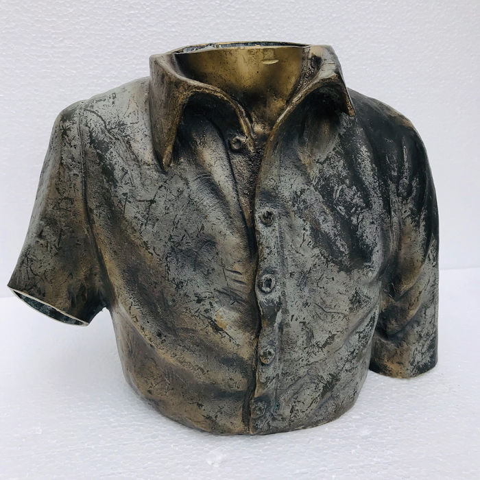 The invisible boy, lost washing technique