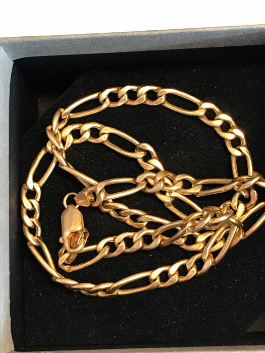 14 carats Or jaune - Collier