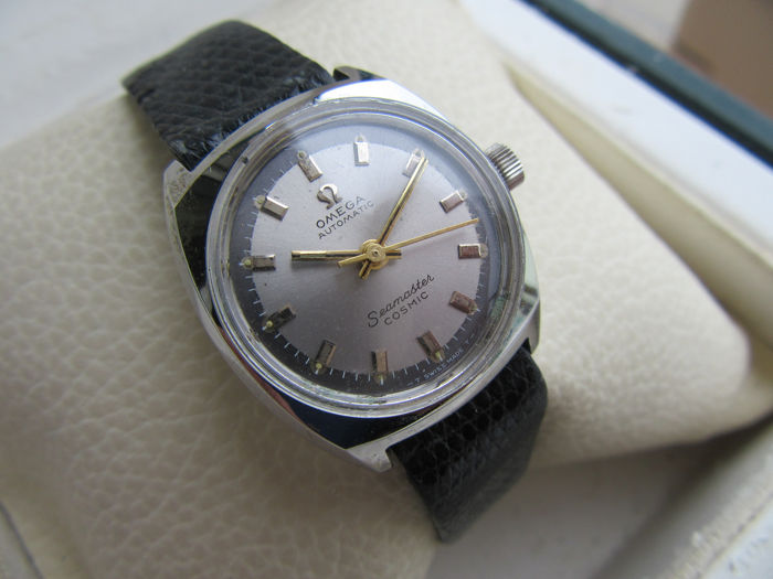 Omega Seamaster Cosmic Automatic Vintage Lady Anni 70 Nos