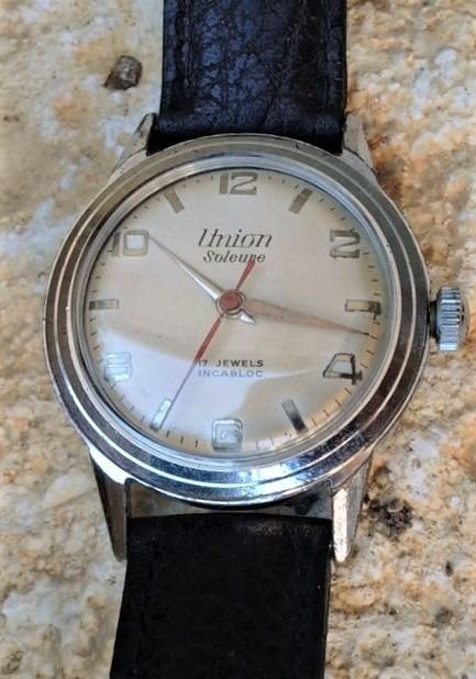 Union Soleure -  Swiss made - Hombre - 1901 - 1949