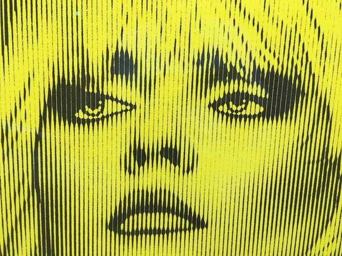 Kguy - Debbie Harry - Parallell Lines Yellow