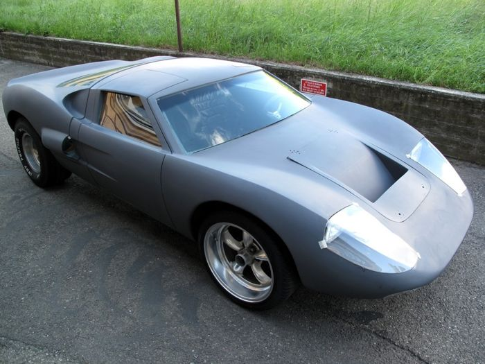 Ford Gt40 Replica For Sale >> Ford Gt40 Replica Kit Car Catawiki