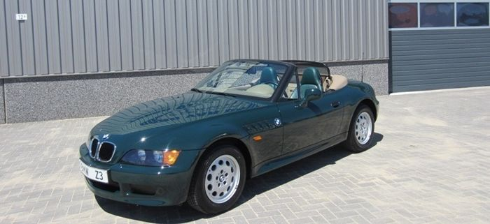 BMW -  Z3 1.8 I Roadster Youngtimer - 16.317 Km !! - 1997