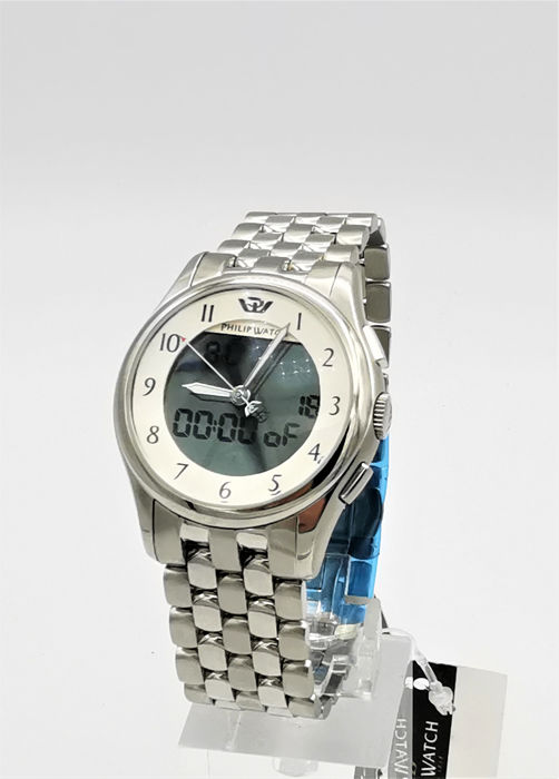 Philip Watch - SPIKE CHRONO ETA SWISS MADE ANALOGICO DIGITALE - 8253101015 - Hombre - 2011 - actualidad