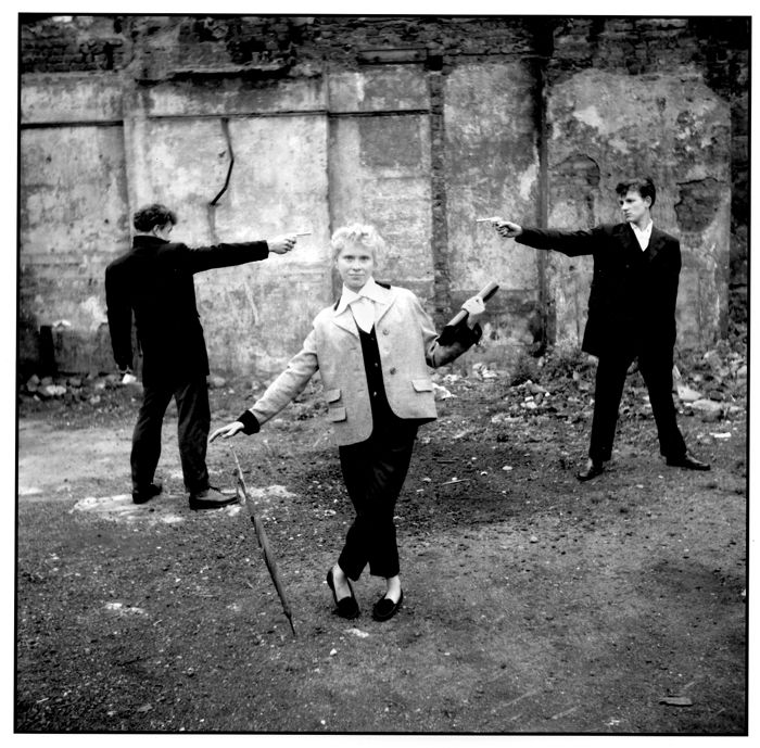 Ken Russell (1927-2011)  - Teddy Girls 1955 (17x)