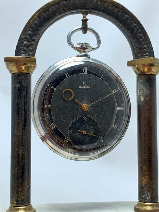Omega - pocket watch NO RESERVE PRICE  - Cal. 37.5  - Uomo - 1901-1949