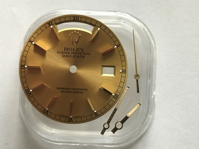 Rolex - dial and handset - 18038/18238 - Unisex - 1980-1989