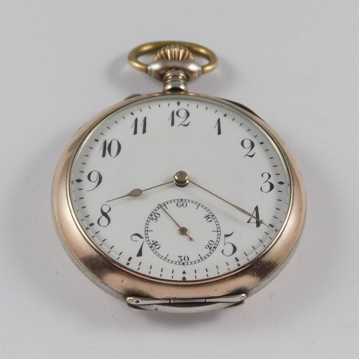 Anonymous Pocket Watch - NO RESERVE PRICE  - Uomo - 1900