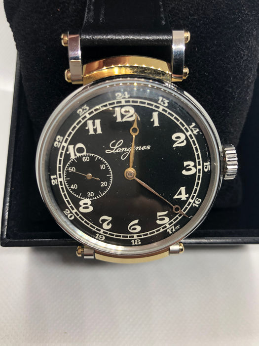Longines - Marriage watch - 4314324 - Hombre - 1901 - 1949