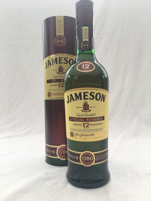 Jameson 12 years old Special Reserve - 0,7 Liter