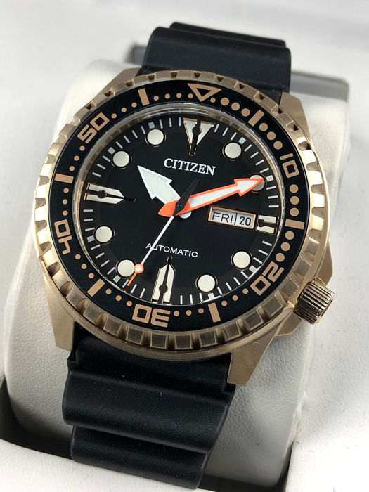 Citizen - Diver Sport Automatic - NH8383-17EE - Heren - 2011-heden