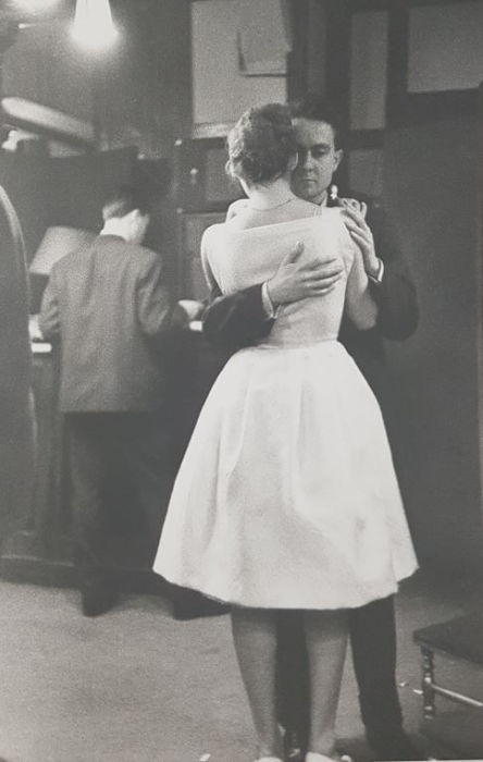 Yvette Troispoux (1914-2007) - First Dance, c.1960