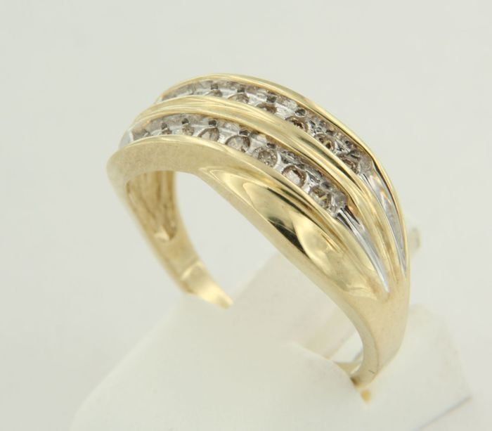 14 K Ouro - Anel