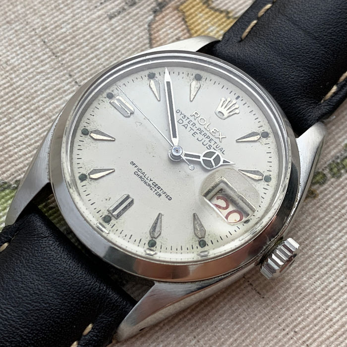 Rolex - Oyster Perpetual  - 6532 - Uomo - 1957