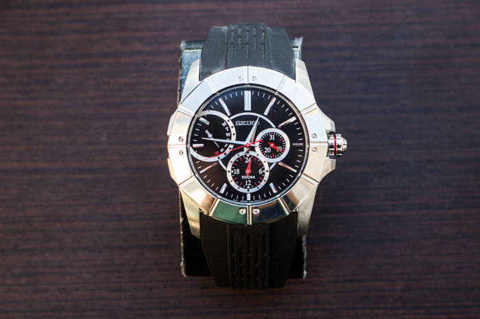 Seiko - Lord Gents Sports Watch - SNT027P2 - Heren - 2011-heden
