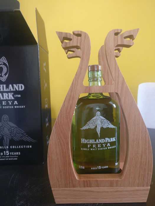 Highland Park 15 years old Freya, The Valhalla Collection  - 700ml