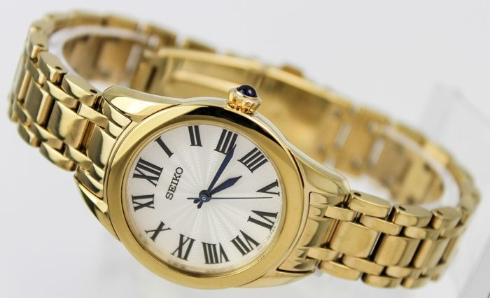 Seiko - Gold plated - Damen - 2011-heute