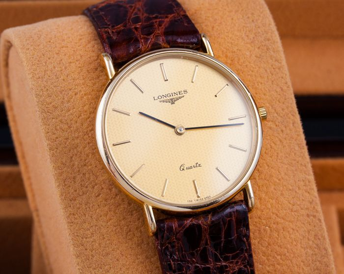 Longines - Luxury Dress Watch - Uomo - 2000s