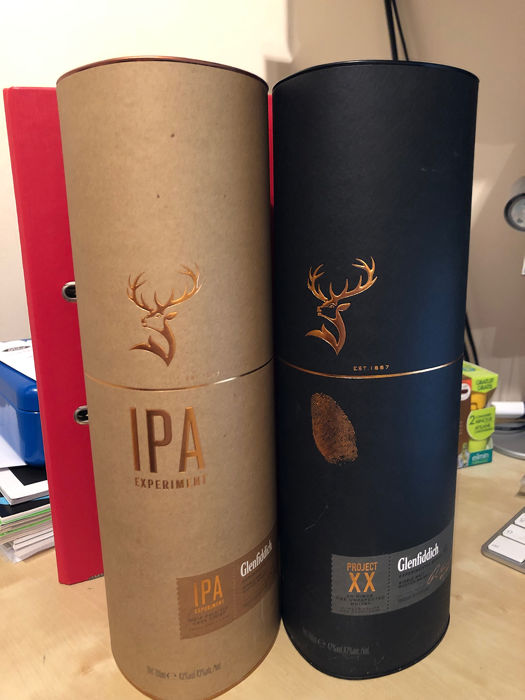Glenfiddich Project XX & IPA experiment - 700ml - 2 bouteilles