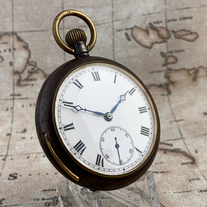 Swiss Repeating pocket watch - Hombre - 1890s