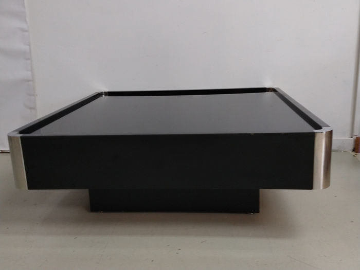 Willy Rizzo Coffee Table.Willy Rizzo Mario Sabot Coffee Table Catawiki