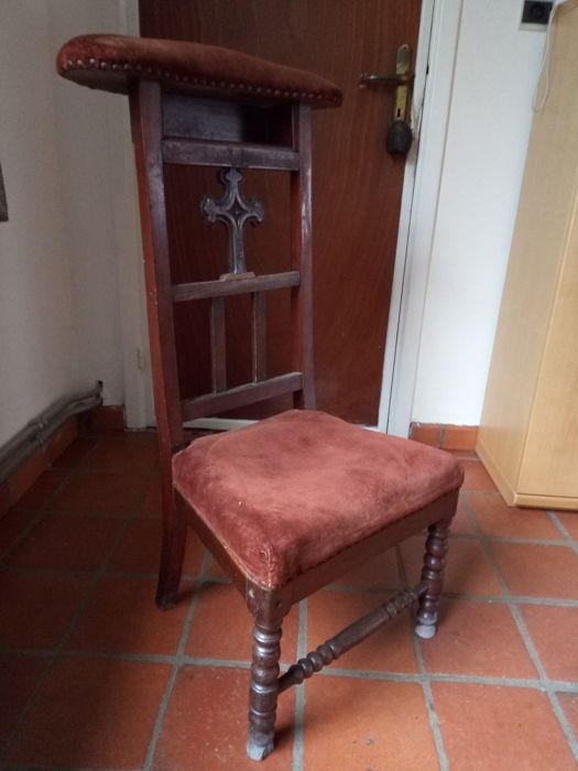 Chair (1) - Wood - Early 20th century