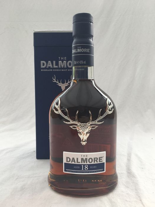Dalmore 18 years old - 0.7 Litres