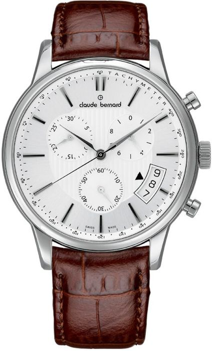 Claude Bernard - Sophisticated Classics Chronograph - 01002 3 AIN - Men - 2011-present