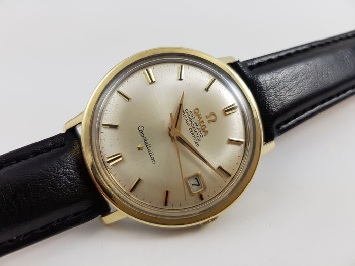 Omega - Constellation Luxury Dress Automatic Cal.561  - 155.004 - Hombre - 1960-1969