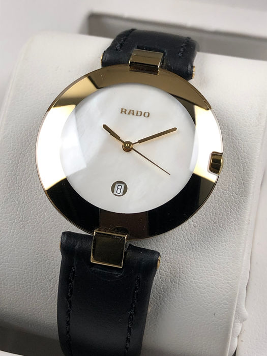 Rado - Coupole Mother of Pearl - 129.4075.4N - Damen - 2000-2010