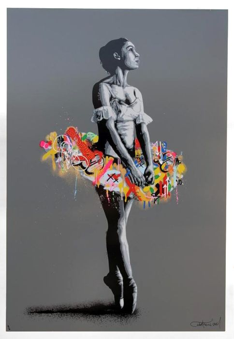 Martin Whatson - En-Pointe