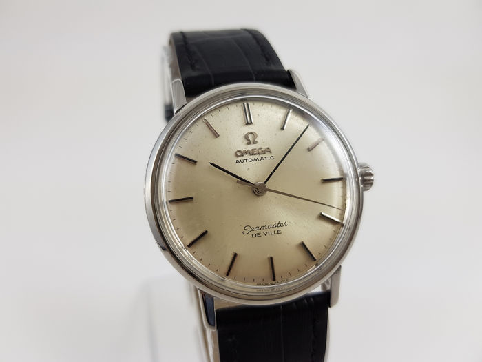 Omega - Seamaster DeVille Vintage Luxury Dress Automatic Cal.552 - Hombre - 1960-1969