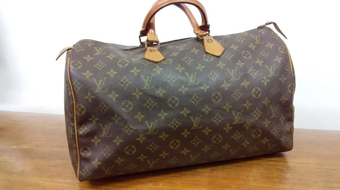Louis Vuitton - Speedy 40 Sac à main