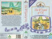 DVD / Video / Blu-ray - VHS video tape - The Wizard of Oz
