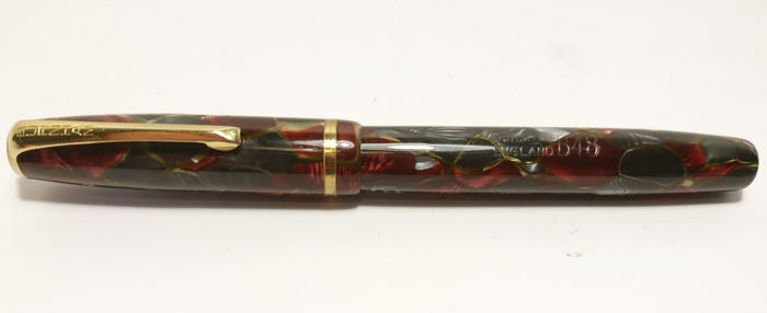 Burnham - Fountain pen - 1