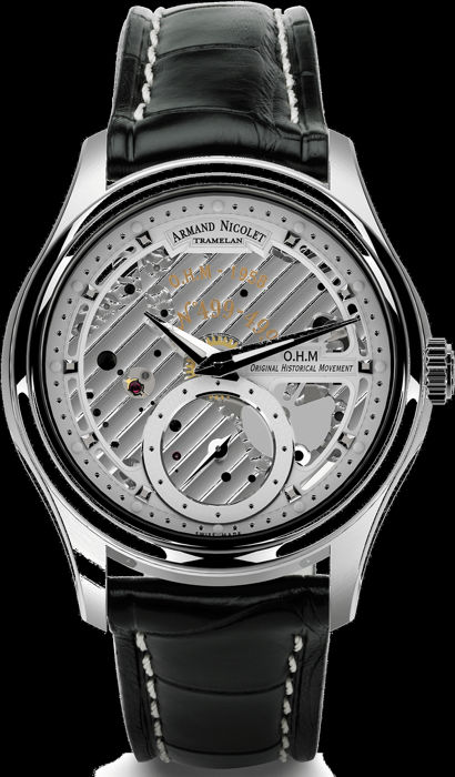 Armand Nicolet - L14 Small Second -Limited Edition- - A750AAA-AG-P713NR2 - official dealer - Homem - 2011-presente