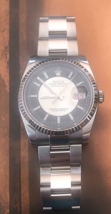 Rolex - Oyster Perpetual Datejust - Ref. 116234 - Unisex - 2011 - actualidad