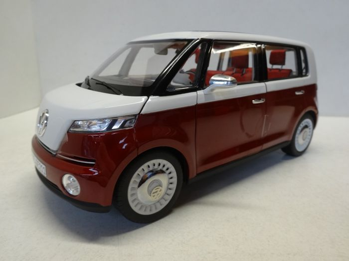 Norev - 1:18 - Volkswagen Bulli 2012 Prototype Electric version - Studie Model