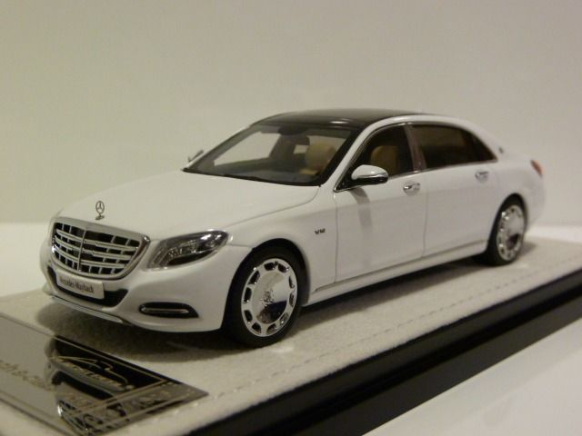 Almost Real - 1:43 - Mercedes Benz - S-Class Maybach - 2016