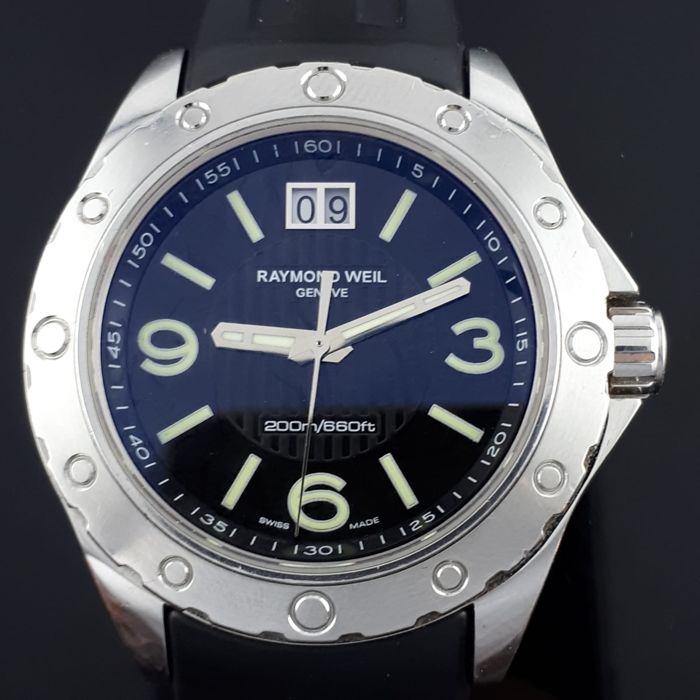 Raymond Weil - RW Dİver Sports  - Hombre - 2011 - actualidad