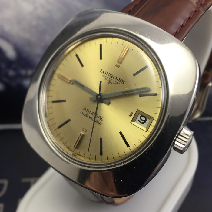 Longines - Admiral Automatic - Hombre - 1970-1979