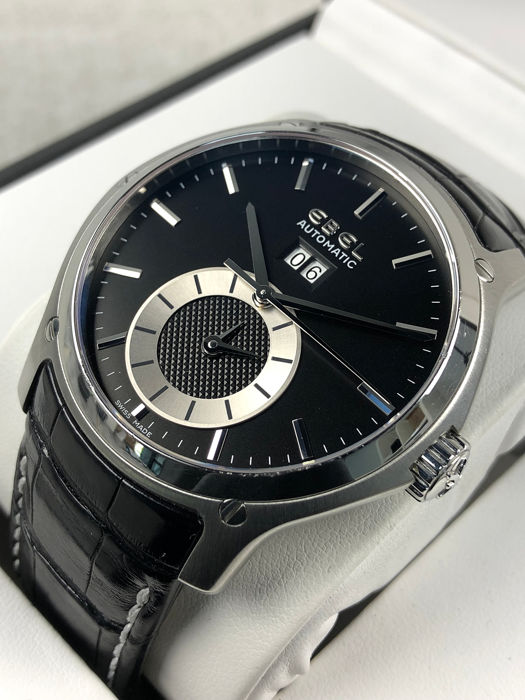 Ebel - Hexagon GMT Automatic - 1215880 - Mænd - 2011-nu