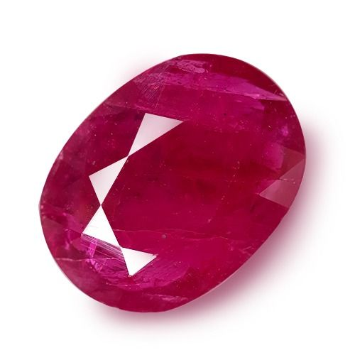 Ruby - 5.08 ct