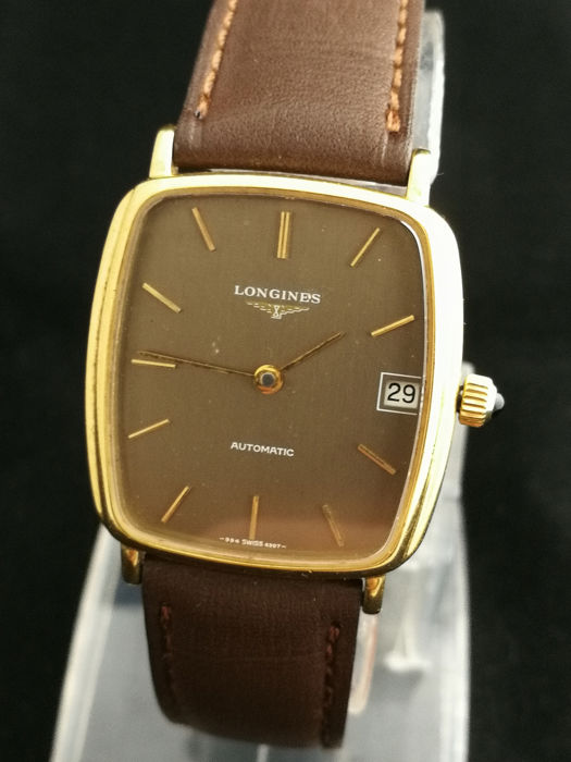 Longines - Automatic  - L994 - Men - 1980-1989